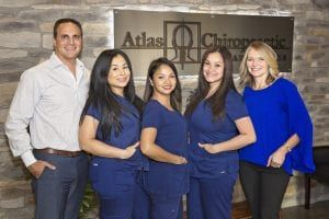 Dr. Ron D'Amato Dr. Christa D'Amato Team Chiropractor Atlas Chiropractic and Rehabilitation Clifton, NJ